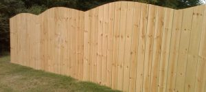 wood fence myrtle beach fence contractor