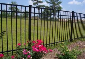 Aluminum Fence Topsail Beach NC