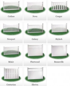 Vinyl Fence, Fence, Fence Installer, Fence Contractor, NC | SC